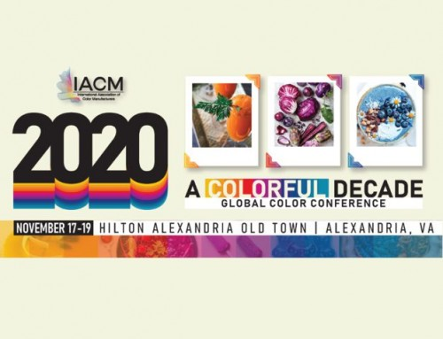 IACM 2020 Global Color Conference